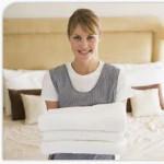 Anglia praca dla kobiet przy sprzątaniu hotelu pokojówka Londyn od zaraz