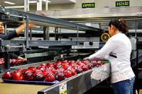 Praca Anglia na produkcji sałatek-pakowanie bez znajomości języka Londyn