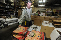 Praca w Anglii dla Polaków przy pakowaniu na produkcji zabawek Londyn