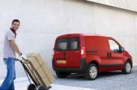 Anglia praca tymczasowa dla kierowcy kat.B- vana rozwożenie towarów do klientów