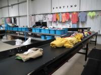 Oferta pracy w Anglii na produkcji dla kobiet sortowanie odzieży Stockport