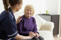 Dam pracę w Anglii opieka nad osobami starszymi w domu seniora Peterborough