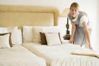 Dam pracę w Anglii dla pokojówki przy sprzątaniu w hotelu Skegness