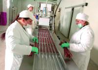 Dam pracę w Anglii na produkcji żywności pakowanie w chłodni Skelmersdale