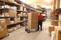 Oferta fizycznej pracy w Anglii na magazynie przy pakowaniu Stockport