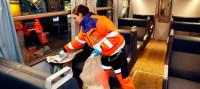 Oferta fizycznej pracy w Anglii przy sprzątaniu pociągów Ashford