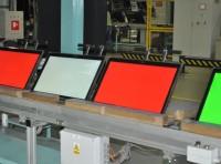 Praca w Anglii dla par bez języka przy montażu-produkcji LCD Liverpool 2015
