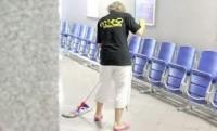 Praca w Anglii dla mężczyzny przy sprzątaniu w klubie sportowym Long Ashton