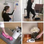 Anglia praca bez języka przy sprzątaniu domów prywatnych Weybridge