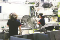 Anglia praca na taśmie produkcyjnej części auto-moto od zaraz Redditch