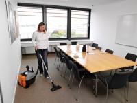 Praca Anglia dla par utrzymanie biurowca-konserwator, sprzątaczka Norfolk