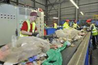 Oferta pracy w Anglii przy taśmie produkcyjnej-sortowanie odpadów Tilbury