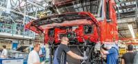 Praca w Anglii przy taśmie na produkcji samochodów ciężarowych Gosfield