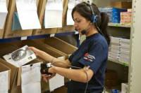 Anglia praca na magazynie przy zbieraniu zamówień – pick by voice Coventry