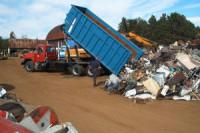 Z zakwaterowaniem dam fizyczną pracę w Anglii na wysypisku śmieci