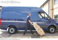 Praca Anglia dla kierowcy przy rozwożeniu przesyłek od zaraz Worcester