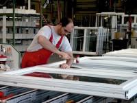 Anglia praca w fabryce na produkcji okien bez języka Southend on Sea
