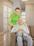 Anglia praca jako opiekun osób starszych w Leeds do pani Sary 77 lat