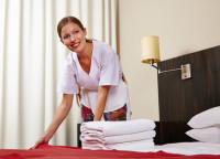 Pokojówka oferta pracy w Anglii od zaraz przy sprzątaniu hotelu w Eckington
