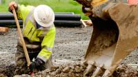 Fizyczna praca w Anglii dla pracownikow ziemnych/groundworkerow York