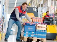 Praca w Anglii na magazynie supermarketu St Albans z podstawowym angielskim