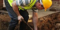 Dam pracę w Anglii na budowie Groundworker/Dumper Driver – Leicester