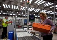 Praca w Anglii pakowanie odzieży od zaraz z podstawowym językiem Londyn