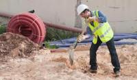 Praca Anglia na budowie dla robotnika ziemnego Rochdale UK