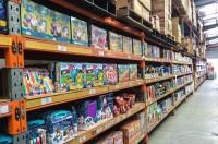 Magazynier hurtowni zabawek bez języka praca w Anglii od zaraz w Sheffield do stycznia 2018