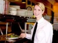 Potrzebna kelnerka – praca w Anglii od zaraz w Londynie