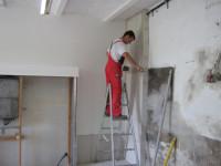 Budownictwo praca w Anglii przy remoncie – potrzebni stolarze i tynkarze w Londynie