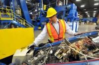 Anglia praca fizyczna od zaraz przy recyklingu odpadów domowych Rushden