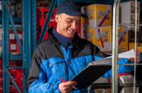 Anglia praca od zaraz Londyn bez języka na magazynie hurtowni z wędlinami