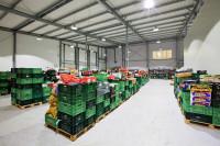 Anglia praca zbieranie zamówień na magazynie z owocami i warzywami Londyn
