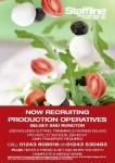 Praca w Anglii na produkcji sałatek bez znajomości języka w Selsey / Chichester