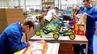 Od zaraz praca w Anglii na produkcji zabawek 2017 bez znajomości języka przy montażu Bradford
