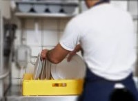 Pomoc kuchenna oferta pracy w Anglii bez języka w Bournemouth (grecka restauracja)