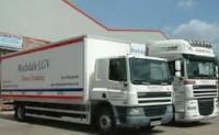 Praca w Anglii jako Kierowca ciężarowy klasy I (prawo jazdy kat. C+E) w Andover