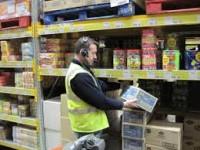Praca Anglia od zaraz na magazynie żywności przy zbieraniu zamówień Greenford