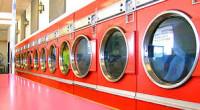 Fizyczna praca w Anglii w pralni przy rozładunku i załadunku pralek Londyn