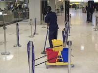 Praca Anglia od zaraz sprzątanie na lotnisku w Londynie dla sprzątaczek i sprzątaczy