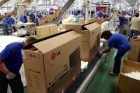 Anglia praca 2018 dla par na produkcji telewizorów LCD bez języka w fabryce Leeds