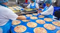 Dla par dam pracę w Anglii na produkcji pizzy bez języka od zaraz 2018 w Manchesterze