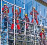 Oferta pracy w Anglii na budowie jako pomocnik montera rusztowań od zaraz, Londyn