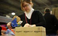 Praca w Anglii na magazynie Amazon od zaraz przy wysyłce paczek, Stafford