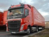 Anglia praca jako kierowca ciężarówek z kat. C+E od zaraz, Lutterworth
