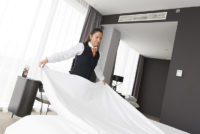 Praca w Anglii od zaraz z podstawowym językiem Londyn sprzątanie hotelu