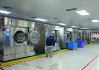 Dam fizyczną pracę w Szkocji w pralni przemysłowej z Aberdeen UK