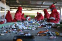 Fizyczna praca w Anglii od zaraz bez znajomości języka Londyn recykling odpadów