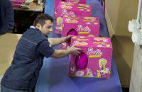Praca Anglia od zaraz przy pakowaniu zabawek Manchester z podstawowym językiem